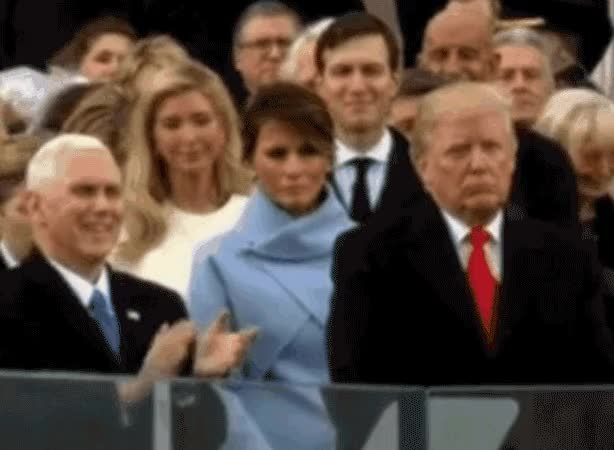 Watch trump overwatch GIF on Gfycat. Discover more Donald Trump, Melania Trump, reactiongifs GIFs on Gfycat