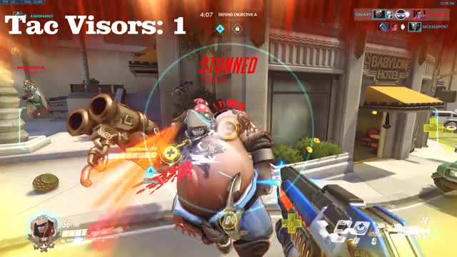 Watch Five tac visors in one game. GIF by Galaxy (@the13thgalaxy) on Gfycat. Discover more related GIFs on Gfycat