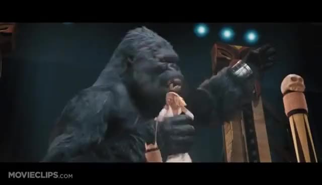 Watch king kong GIF on Gfycat. Discover more related GIFs on Gfycat