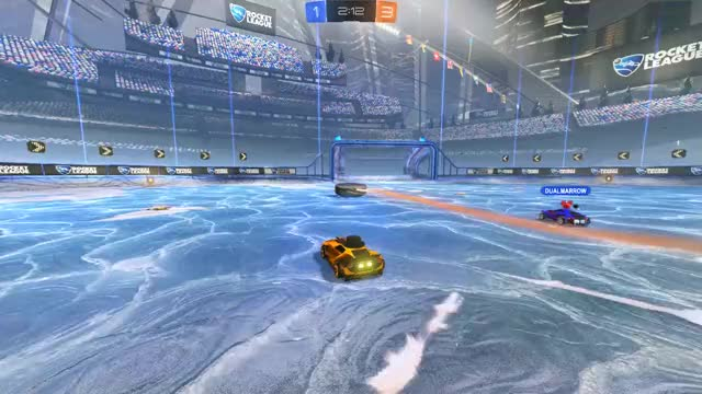 Watch and share Rocket League GIFs and Snow Day GIFs on Gfycat