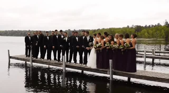 Watch and share The Perfect Wedding Photo-op (reddit) GIFs by codyrapol on Gfycat