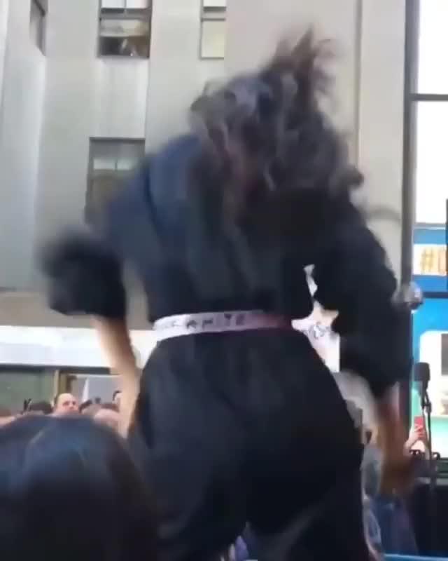 imagine Camila Cabello shaking her massive Cuban wazoo in your face