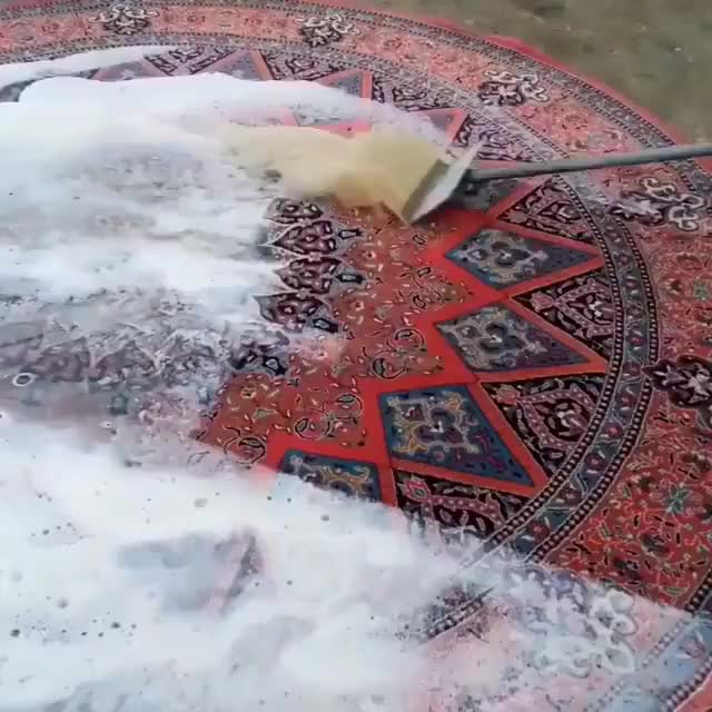 Watch and share Cleaning A Rug GIFs by LimeLights  on Gfycat