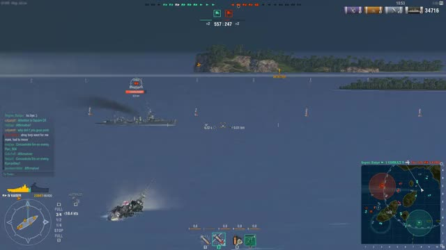 Watch New British CLs in a nutshell GIF by @catpatat on Gfycat. Discover more worldofwarships GIFs on Gfycat
