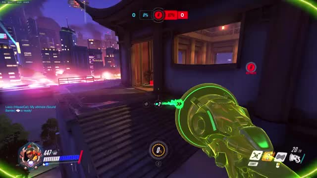 Watch and share Overwatch GIFs by housecat on Gfycat
