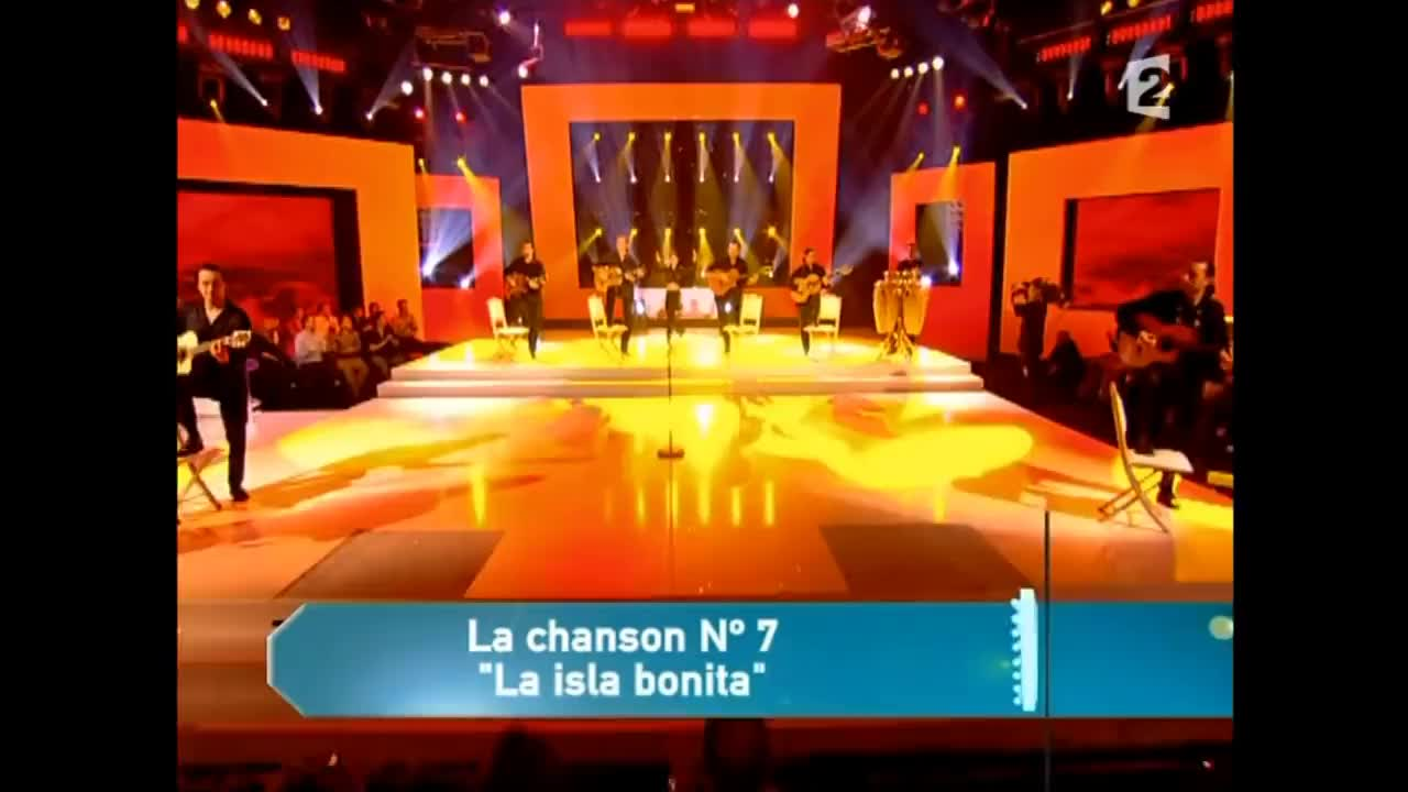 Alizée - La Isla Bonita GIFs