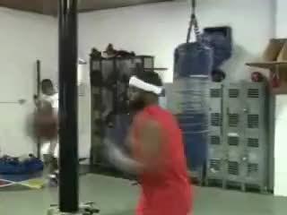 Watch Roy Jones Jr. Amazing speed!! GIF on Gfycat. Discover more related GIFs on Gfycat