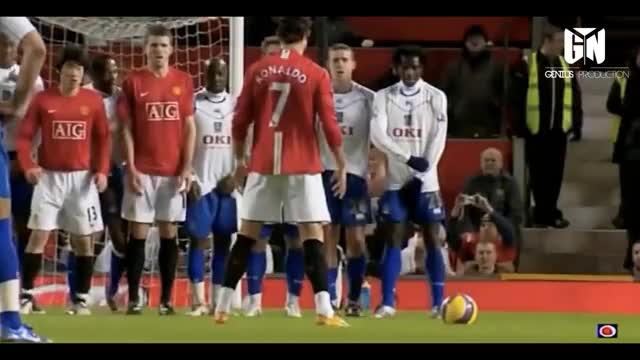 Watch and share 5 Times Cristiano Ronaldo - Astonished The World GIFs on Gfycat