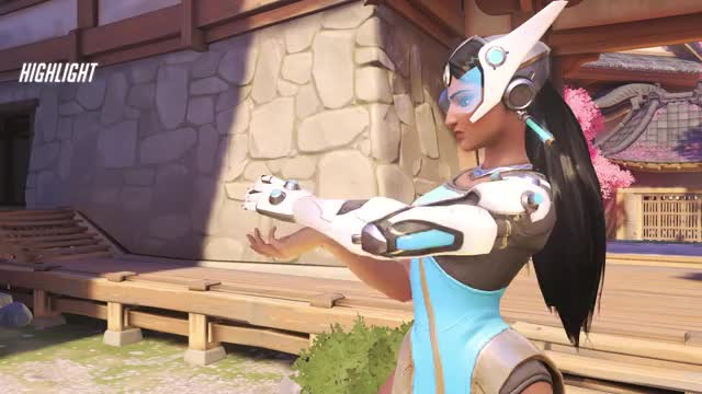 Watch and share Overwatch GIFs and Symmetra GIFs by filsato on Gfycat