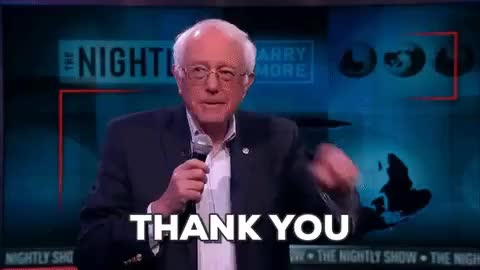 Watch this thank you GIF on Gfycat. Discover more bernie sanders, thank you, thanks GIFs on Gfycat