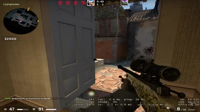 Check out my video! CS:GO | Captured by Overwolf GIF by