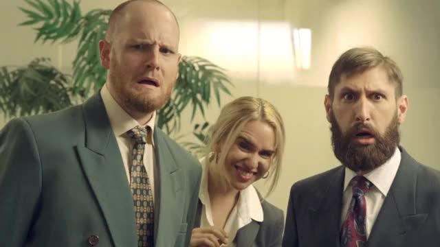 Watch and share Aunty Donna GIFs by Nadock on Gfycat