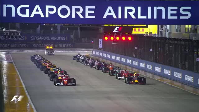 Watch 2017 Singapore Grand Prix: Race Highlights GIF on Gfycat. Discover more Action, Auto Racing, F1, Formula 1, Formula One, GP, Grand Prix, Motor Racing, Sport, Sports GIFs on Gfycat