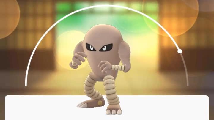 pokemongo, Hitmonlee's Animation GIFs