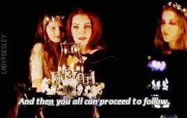 Watch and share Lisa Marie Presley GIFs and Priscilla Presley GIFs on Gfycat