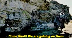Watch and share Lord Of The Rings GIFs and Two Towers GIFs on Gfycat