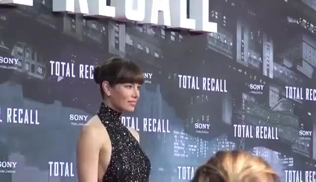 Watch and share Jessica Biel GIFs and Red Carpet GIFs on Gfycat