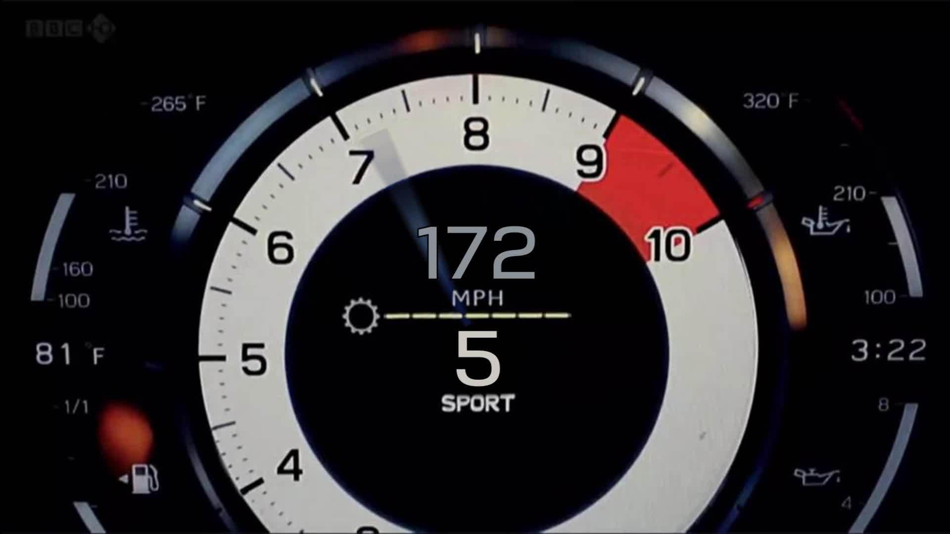 topgear, Top Gear LFA Speed Edit GIFs