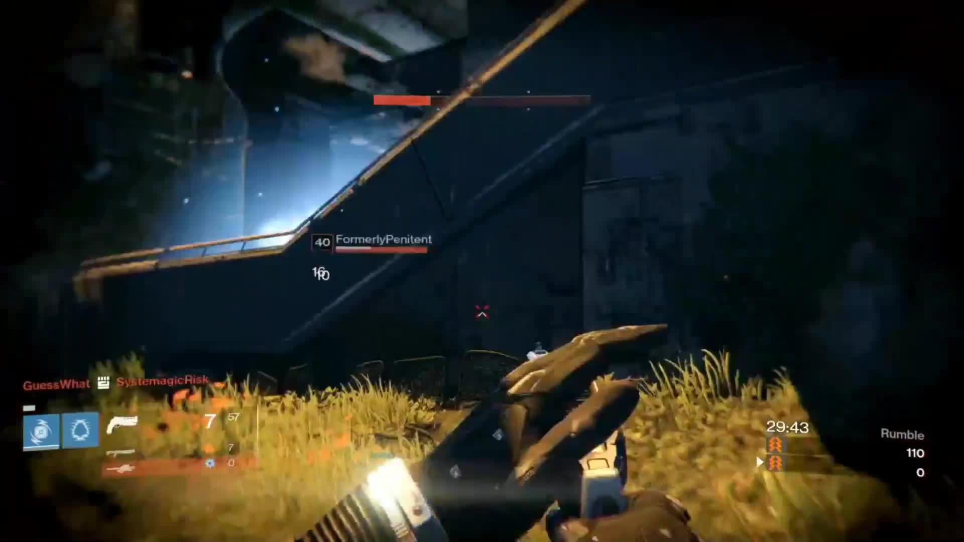 destiny, destiny - sandbox update reveal, livestream bungie, Destiny - Sandbox Update Reveal - Livestream Bungie GIFs