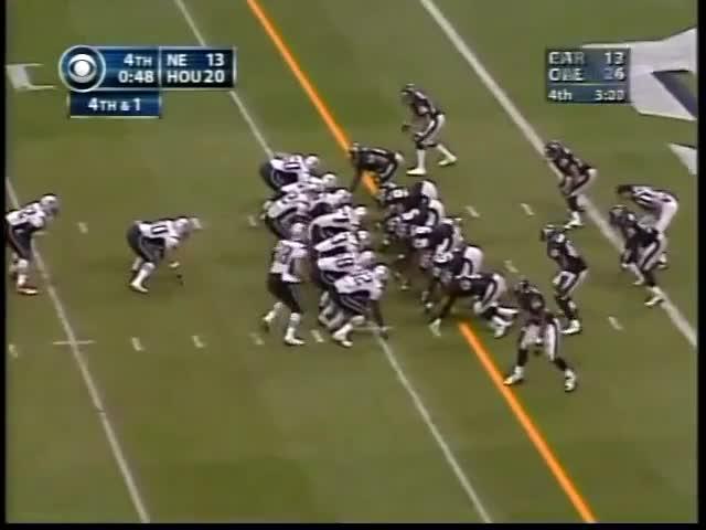 2003 Patriots @ Texans GIFs