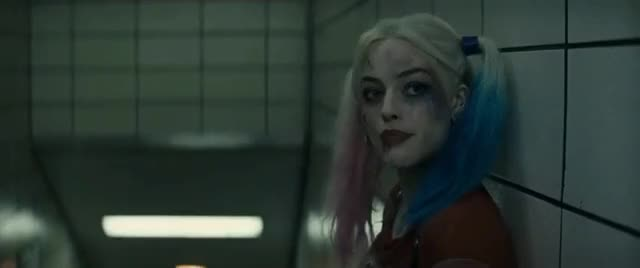 Watch and share Margot Robbie GIFs and Harley Quinn GIFs on Gfycat