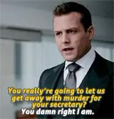 Watch and share Spelling Errors GIFs and Harvey Specter GIFs on Gfycat