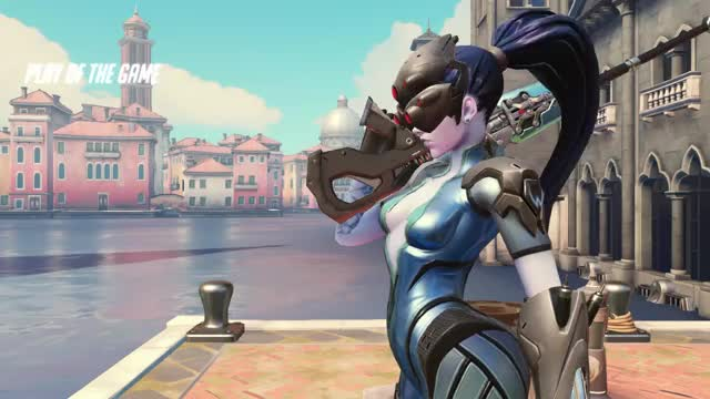 Watch and share Overwatch GIFs and Potg GIFs by kablooey on Gfycat