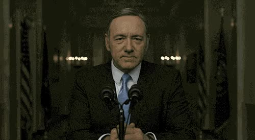 Watch this GIF on Gfycat. Discover more kevin spacey GIFs on Gfycat