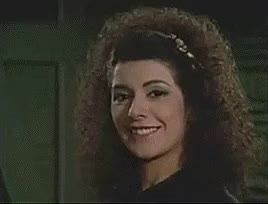 Watch this trending GIF on Gfycat. Discover more Deanna Troi, Marina Sirtis, star trek the next generation GIFs on Gfycat