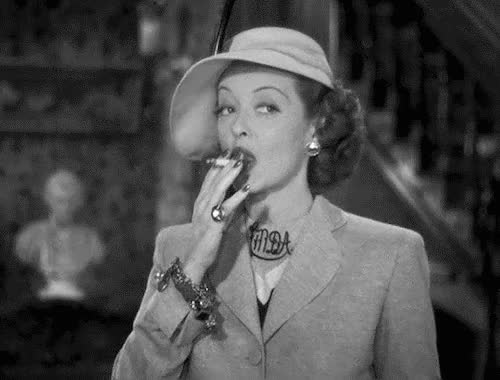 Watch 2Bette Davis in June Bride, 1948 GIF on Gfycat. Discover more bette davis GIFs on Gfycat
