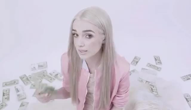 That Poppy - Money. Surprised! GIFs