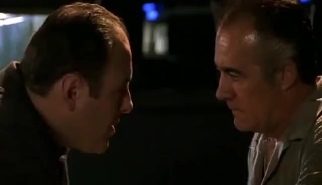 Watch and share Les Sopranos GIFs on Gfycat