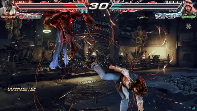 Watch and share Tekken GIFs by kreuzx on Gfycat