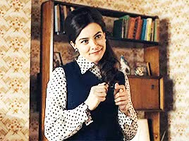 Watch Joan Thursday (and her fabulous wardrobe) GIF on Gfycat. Discover more And I love 60s dresses, I wish it was colder here so I had an excuse to wear more coats, I'm in an Endeavour mood rn, This has probably been done before, endeavour, endeavour morse, joan, joan thursday, original stuff, safelystowed's edits, sarah vickers GIFs on Gfycat