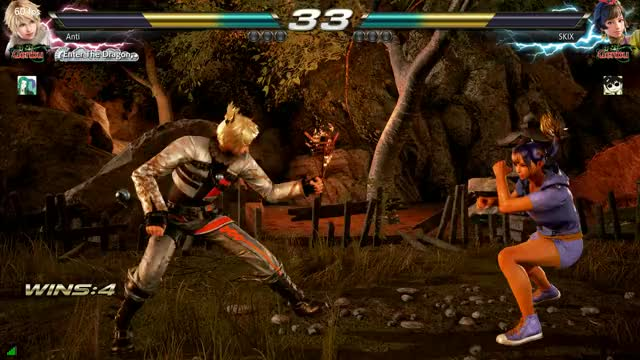 Watch and share Tekken GIFs by skix44 on Gfycat
