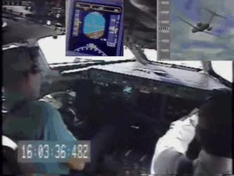 Watch and share The Boeing 717 During Stall Testing • R/aviation GIFs on Gfycat