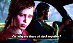 Watch athena out GIF on Gfycat. Discover more ellie williams, joel miller, the last of us, tlouedit GIFs on Gfycat