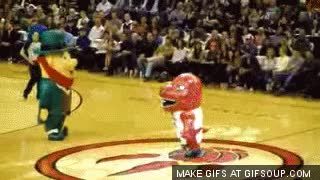 Watch mascot GIF on Gfycat. Discover more related GIFs on Gfycat