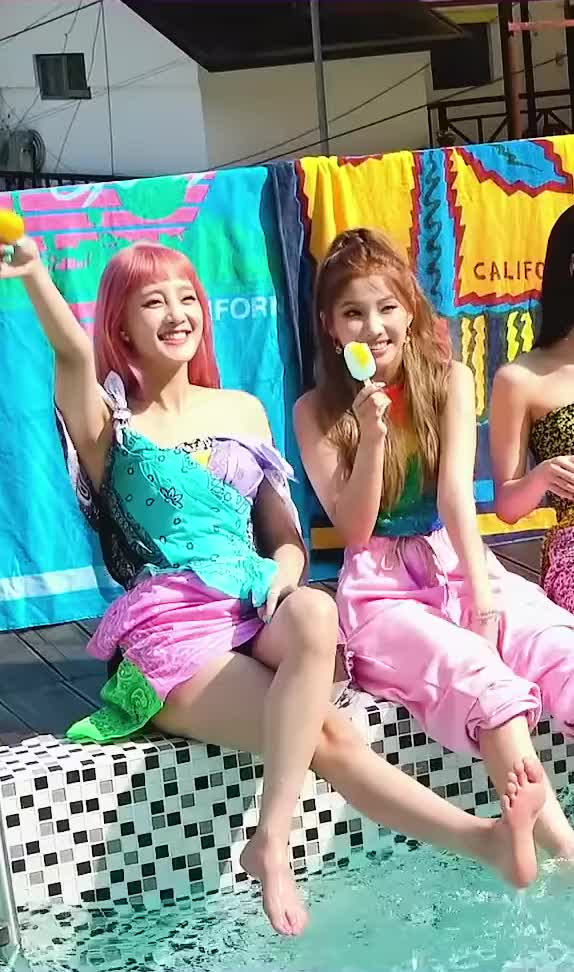 Watch and share Minnie GIFs and Gidle GIFs by KPOP GIFS on Gfycat