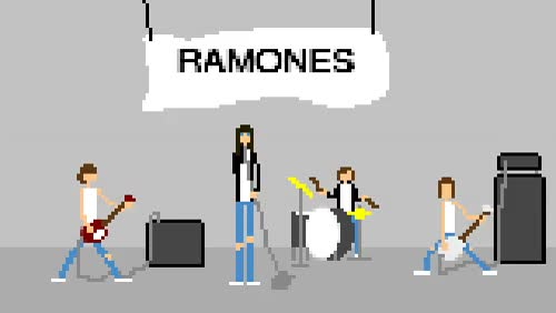 Watch and share 1974: Ramones Play Their first Show. Oldie Hooks. Classic Chord Changes. Punk Guitar. Punk Attitude. Punk Hyperspeed. Punk Is awesome. GIFs on Gfycat