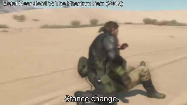 Watch and share Metal Gear Solid GIFs and Evolution GIFs by maiden_heaven on Gfycat
