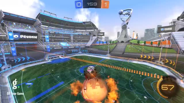 Watch Save 6: TNA | Thoti GIF by Gif Your Game (@gifyourgame) on Gfycat. Discover more Gif Your Game, GifYourGame, Rocket League, RocketLeague, TNA | Thoti GIFs on Gfycat