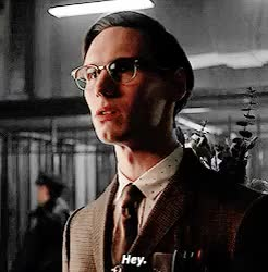 Watch and share Gothamedit GIFs and Ed Nygma GIFs on Gfycat