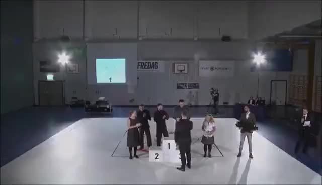 Watch and share Swordfish XI - Sabre Exchange GIFs on Gfycat
