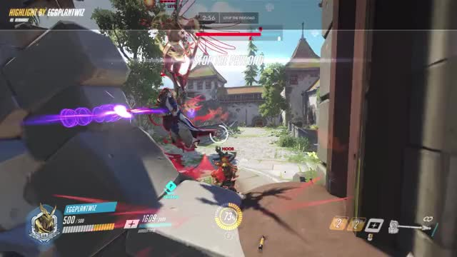 Watch and share Highlight GIFs and Overwatch GIFs by eggplantwizard on Gfycat