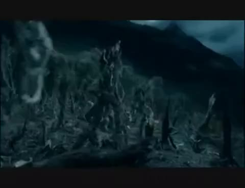 Watch and share 01 - The Last March Of The Ents GIFs on Gfycat