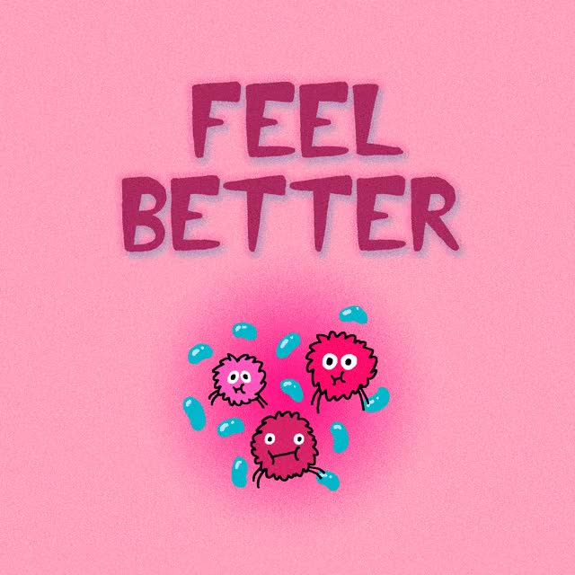 Watch and share Get Well Soon GIFs and Feel Better GIFs on Gfycat