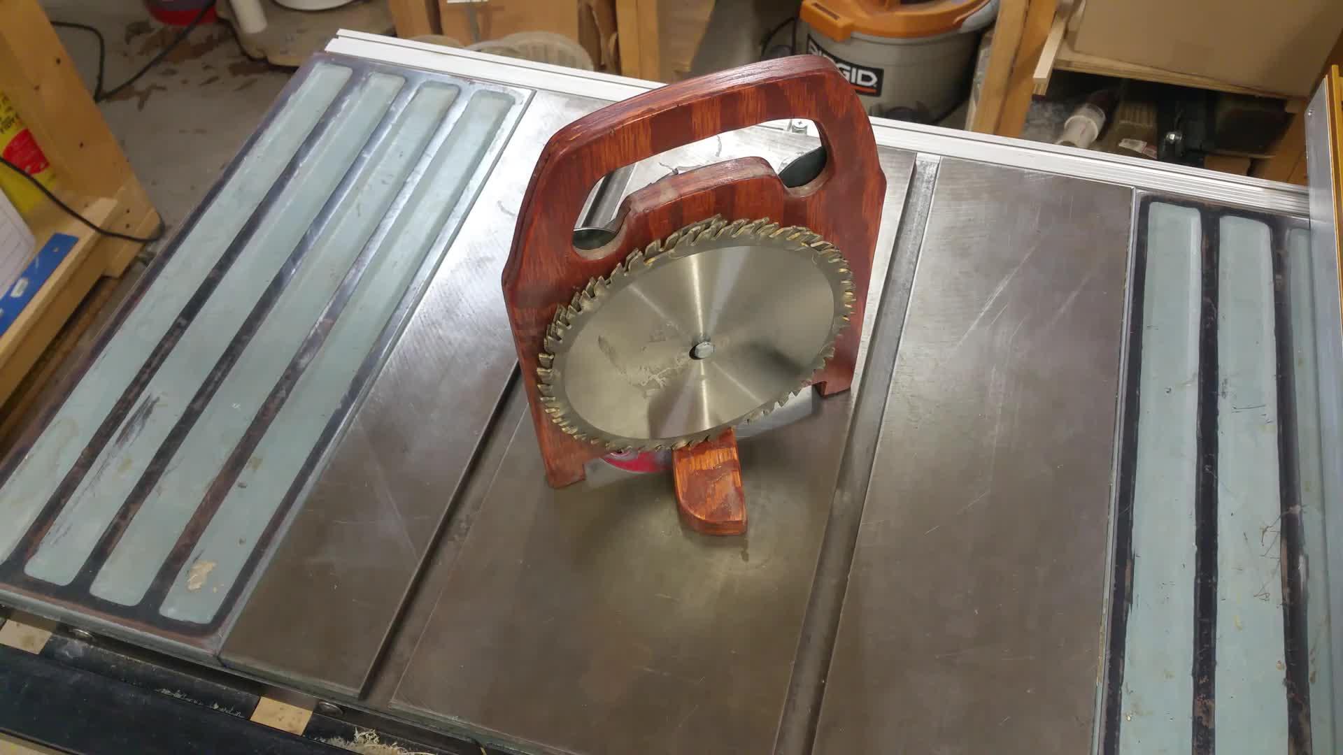 woodworking, Dado Blade Caddy GIFs