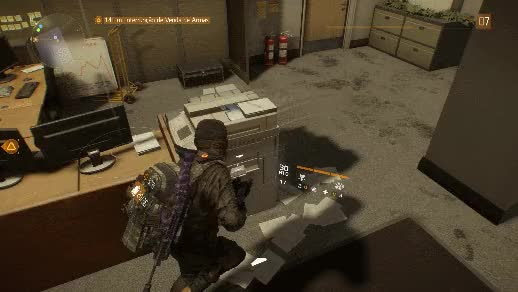 Watch and share Tom Clancy's The Division GIFs by Gabriel Gelatti on Gfycat