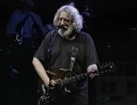 Watch and share Jerry Garcia So Many Roads GIFs on Gfycat